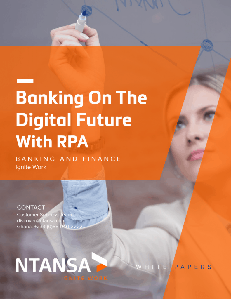 Banking On The Digital Future With RPA