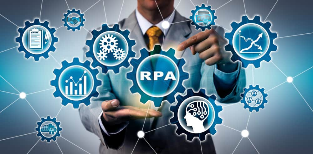 Almost 50% of businesses worldwide will improve RPA thanks to COVID-19